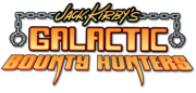 Jack Kirby's Galactic Bounty Hunters logo.png
