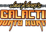Jack Kirby's Galactic Bounty Hunters TPB Vol 1