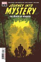 Journey into Mystery The Birth of Krakoa Vol 1 1