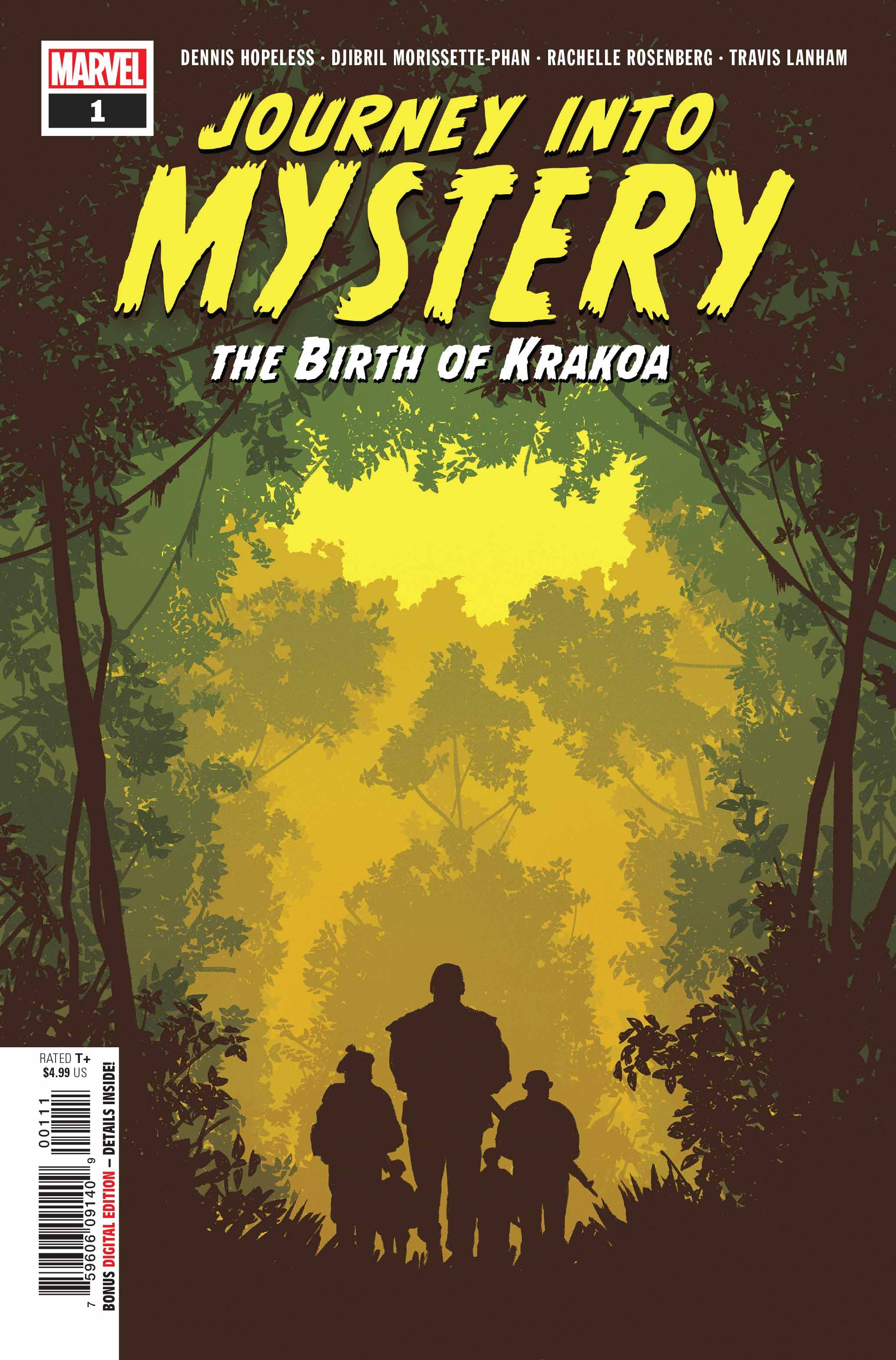 Journey into Mystery: The Birth of Krakoa Vol 1 1