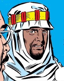 Kahil al-Khafir (Earth-616)