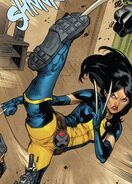 Laura Kinney (Earth-616) from All-New Wolverine Vol 1 10 001