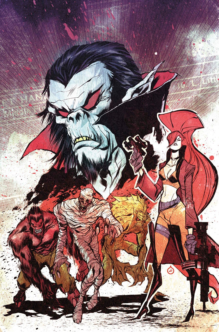 Legion of Monsters (Earth-616)
