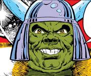 Lord Gaea (Earth-616)