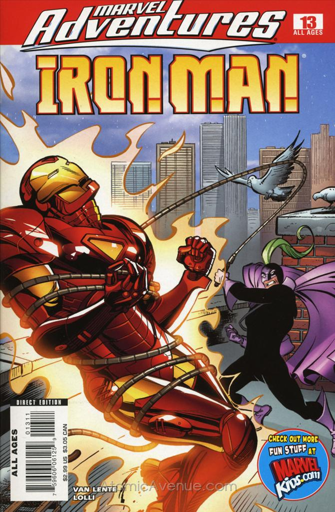 Marvel Adventures: Iron Man Vol 1 13