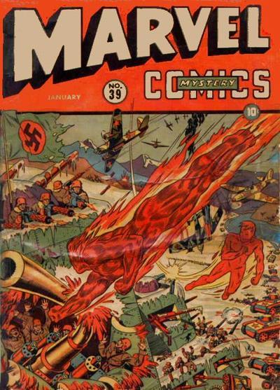 Marvel Mystery Comics Vol 1 39