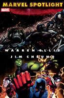 Marvel Spotlight Warren Ellis Jim Cheung Vol 1 1