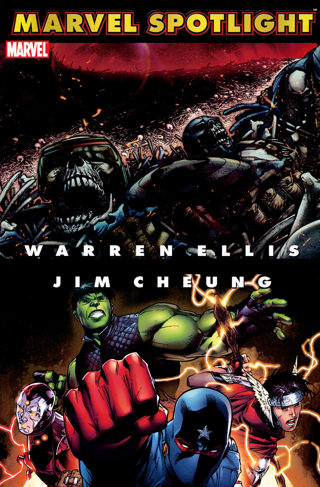 Marvel Spotlight: Warren Ellis/Jim Cheung Vol 1 1