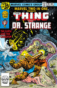 Marvel Two-In-One Vol 1 49