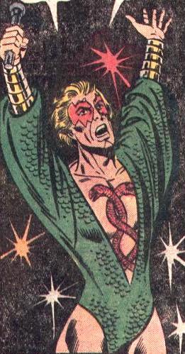 Ozzie Palmer (Earth-616)