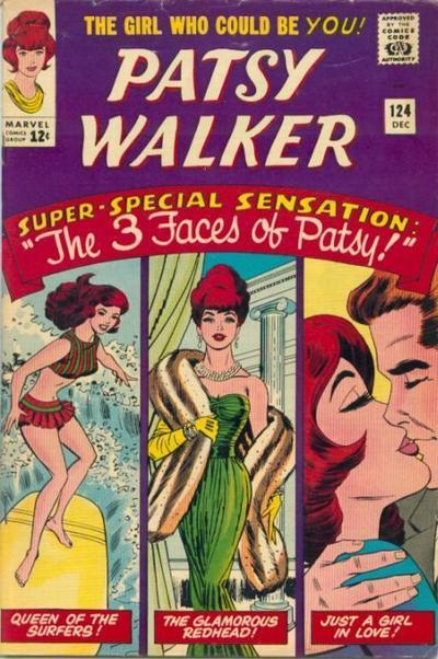 Patsy Walker Vol 1 124
