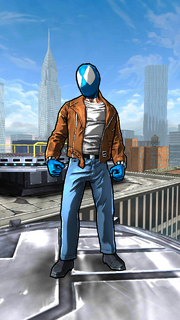 Peter Parker (Earth-TRN549) from Spider-Man Unlimited (video game).png