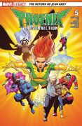 Phoenix Resurrection The Return of Jean Grey Vol 1 5
