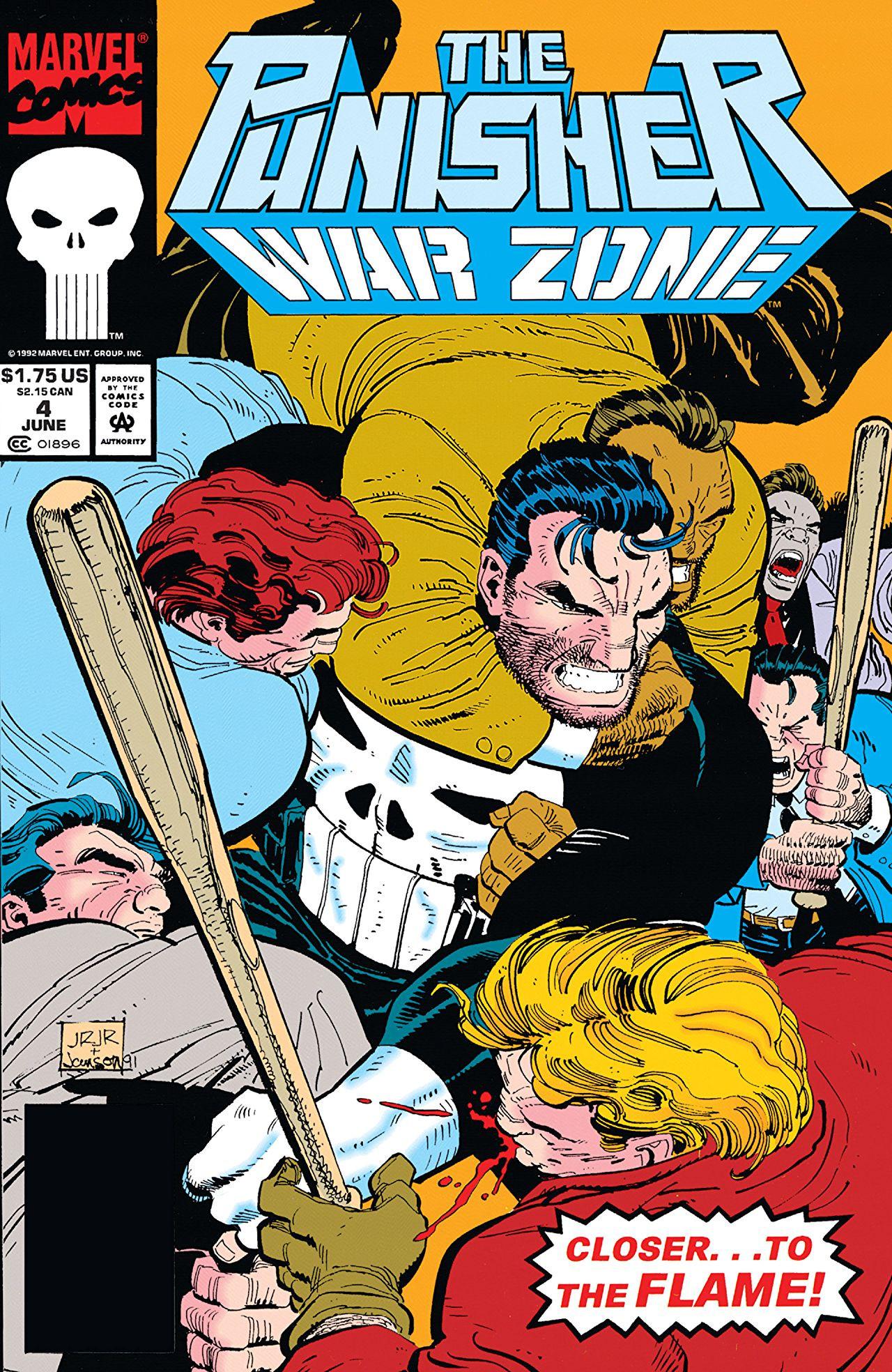 Punisher: War Zone Vol 1 4