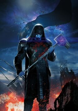 Ronan (Earth-199999) from Guardians of the Galaxy (film) poster 001.jpg