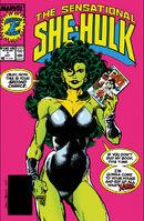Sensational She-Hulk Vol 1 1