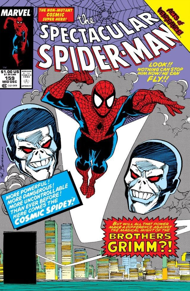 Spectacular Spider-Man Vol 1 159