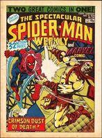 Spectacular Spider-Man Weekly Vol 1 336