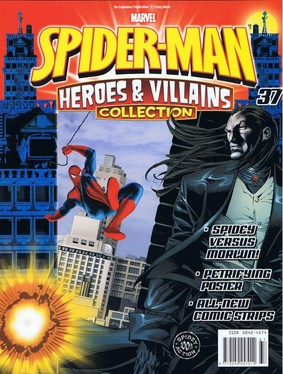 Spider-Man: Heroes & Villains Collection Vol 1 37