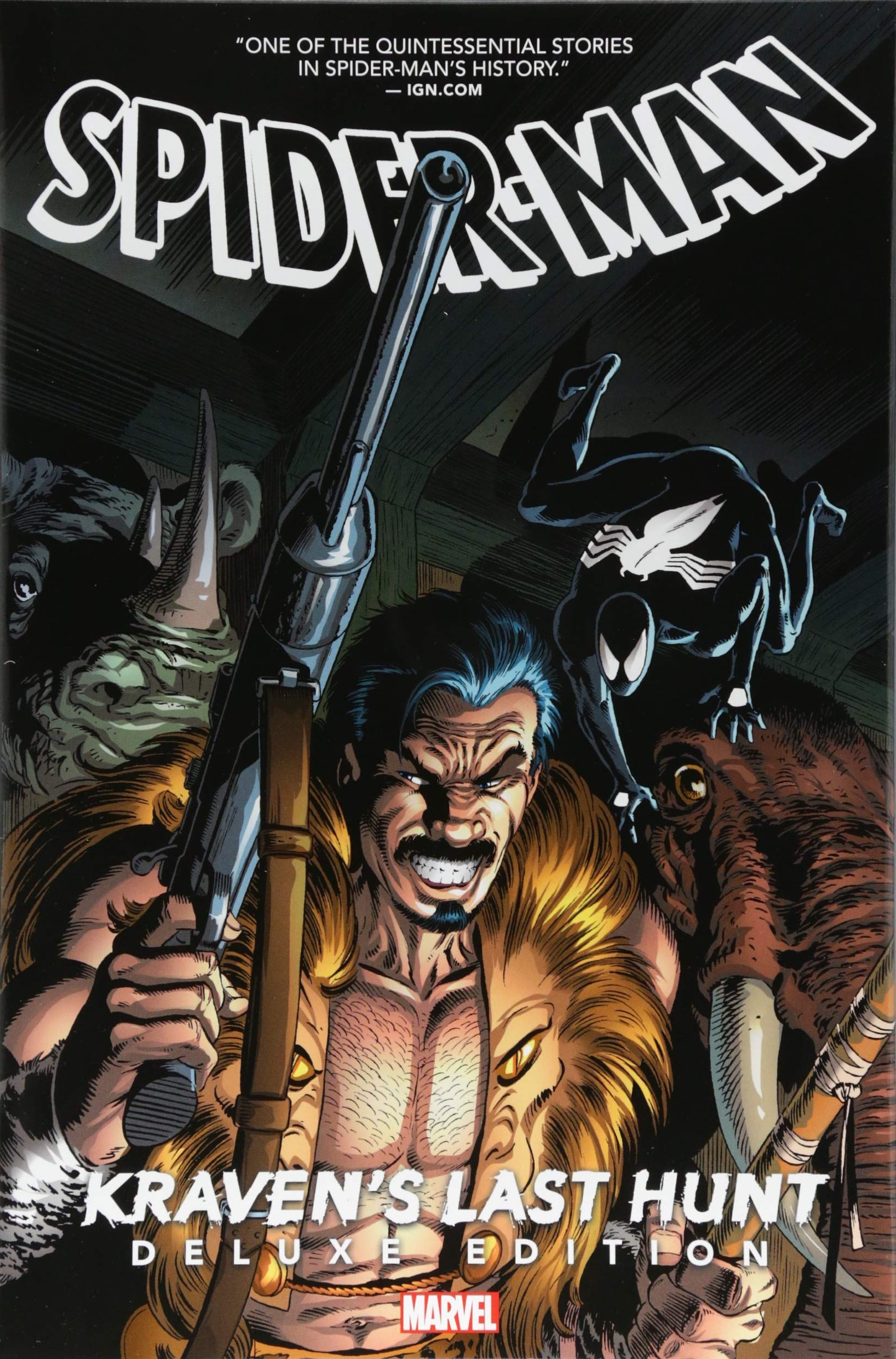 Spider-Man: Kraven's Last Hunt - Deluxe Edition Vol 1