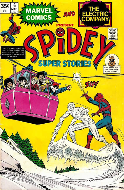 Spidey Super Stories Vol 1 6