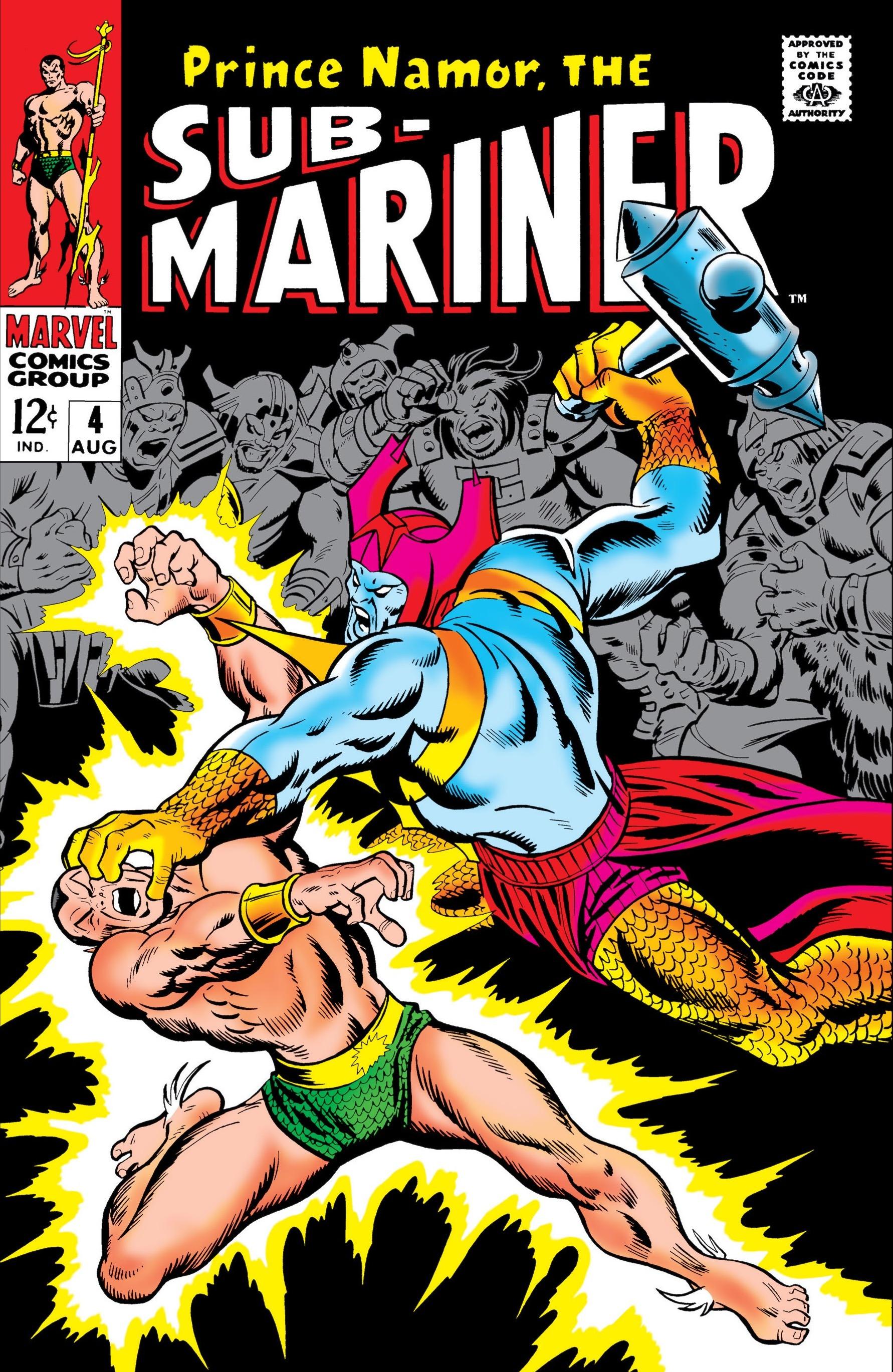 Sub-Mariner Vol 1 4
