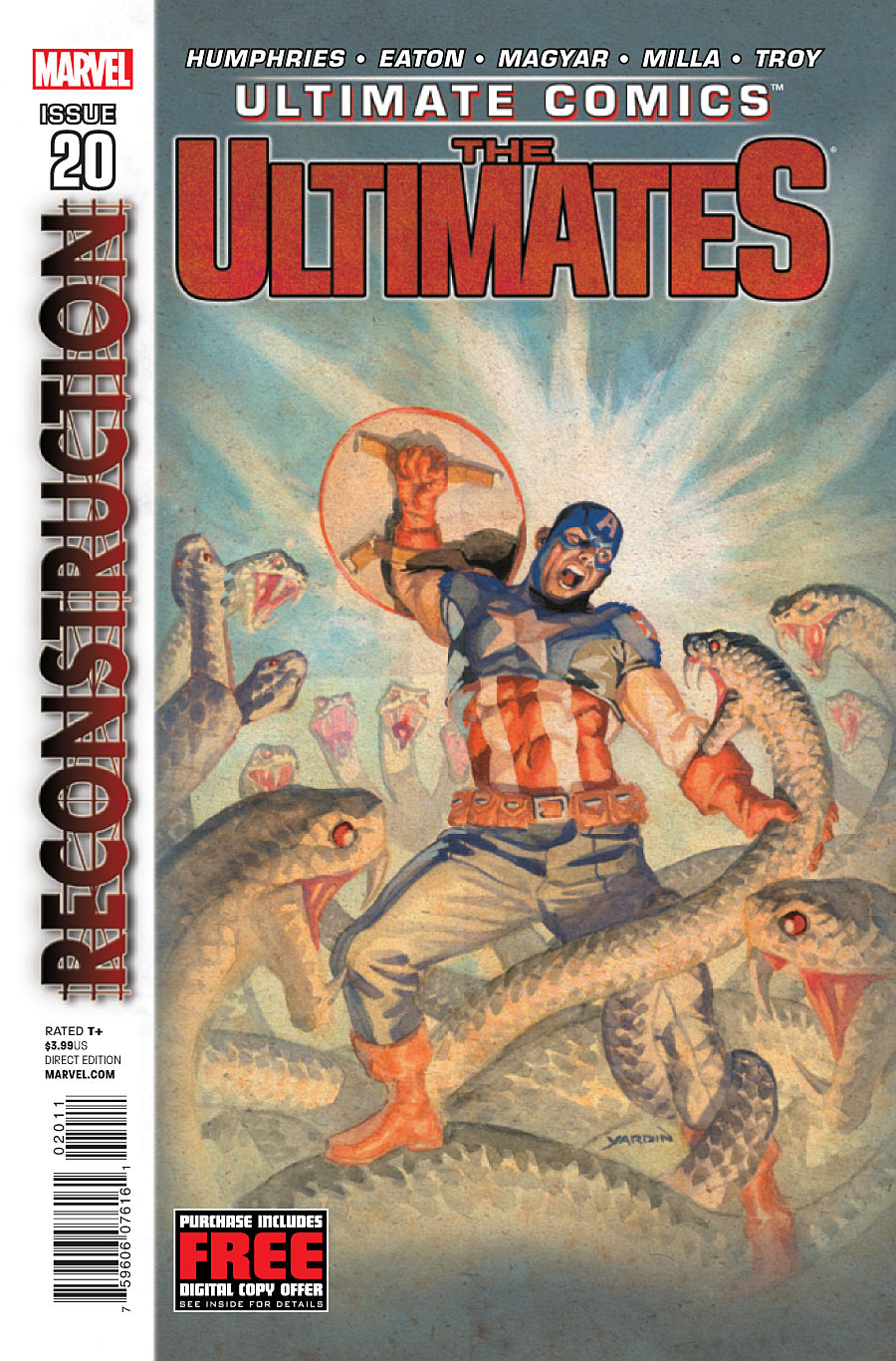 Ultimate Comics Ultimates Vol 1 20