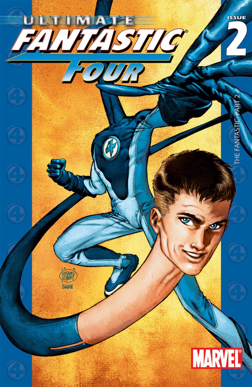 Ultimate Fantastic Four Vol 1 2