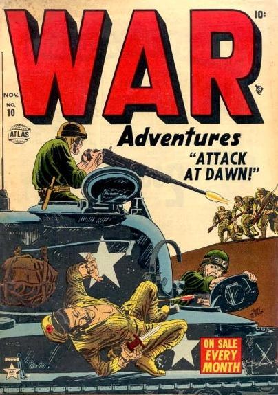 War Adventures Vol 1 10
