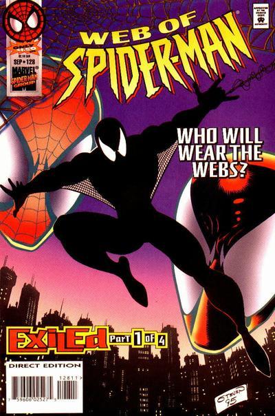Web of Spider-Man Vol 1 128