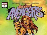 West Coast Avengers Vol 3 2