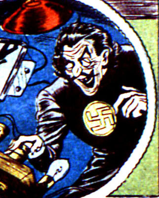 Wilhelm von Sin (Earth-616)