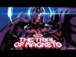 X-MEN- THE TRIAL OF MAGNETO Trailer - Marvel Comics