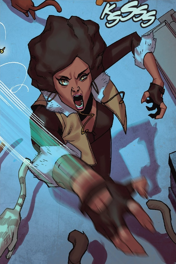 Anaïs (Earth-616)