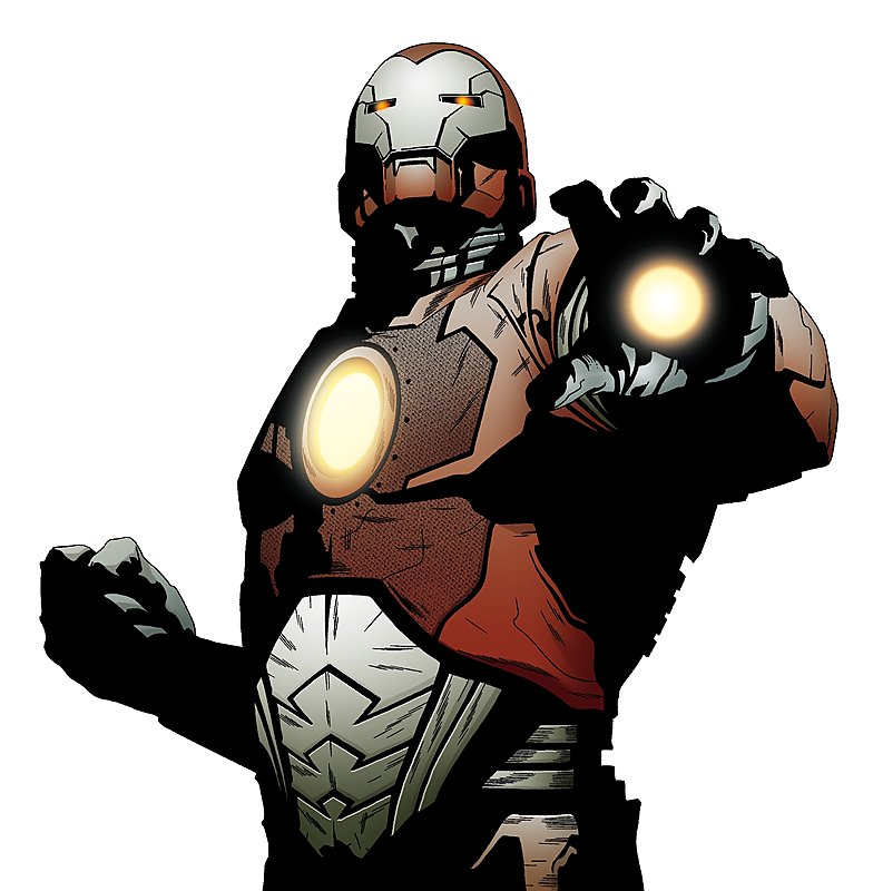 Anthony Stark (Earth-50701)