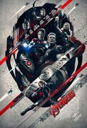Avengers Age of Ultron poster 014