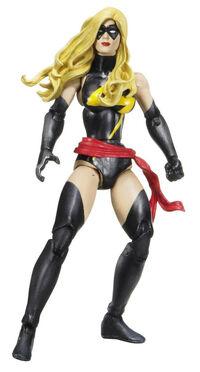 Carol Danvers (Earth-616) from Marvel Universe (Toys) Series I Wave III 0002.jpg