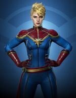 Carol Danvers (Earth-TRN882)
