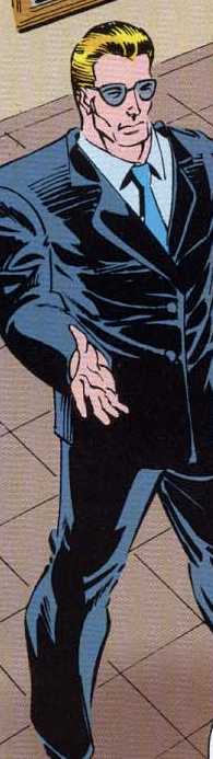 Cary Armstrong (Earth-616)