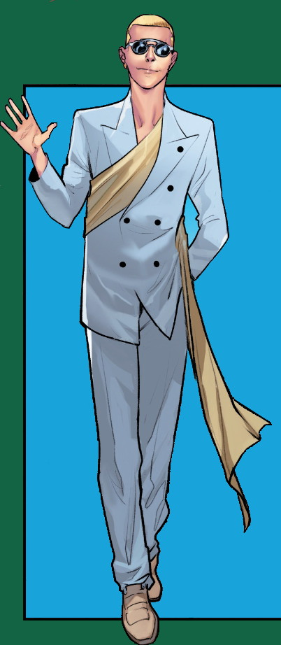 Christian Frost (Earth-616)