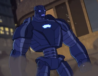 Cobalt Man (Robot) (Earth-12041)