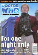 Doctor Who Magazine Vol 1 285