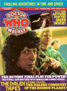 Doctor Who Weekly Vol 1 43