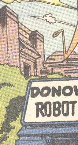 Donovan Robotics (Earth-616)/Gallery