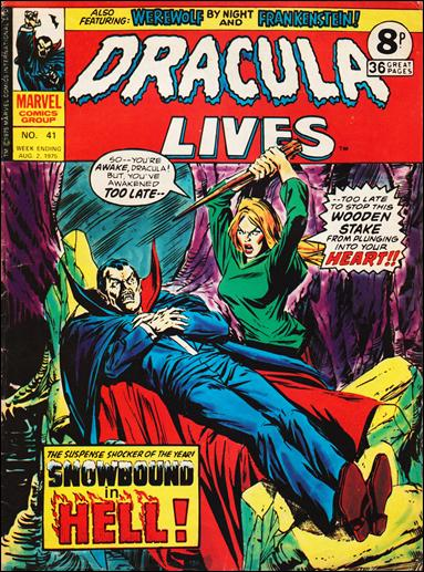 Dracula Lives (UK) Vol 1 41
