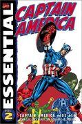Essential Series Captain America Vol 1 2
