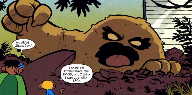 Mole Monster (Earth-2991)