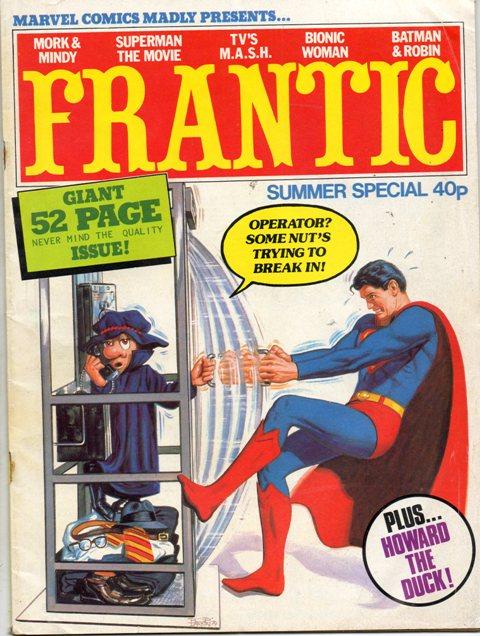 Frantic Special Vol 1