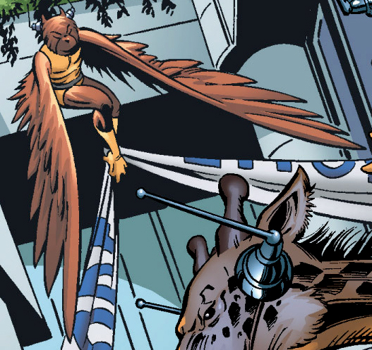 Great Horned Owl-Man (Earth-616)