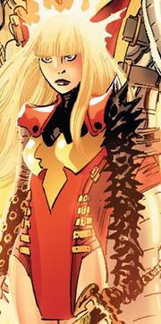 Illyana Rasputina (Earth-616) Avengers vs. X-Men Vol 1 5.png